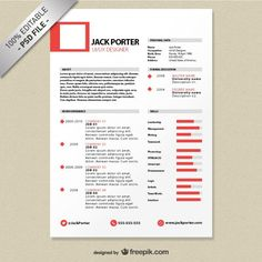 creative resume template download free psd file microsoft word templates for - Download Template Resume