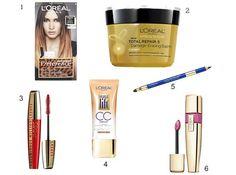 Maquillaje de verano con L'Oréal Paris (Sorteo) Paris Summer, Loreal Paris, The Balm, Lashes, Summer Makeup, Prize Draw, Products, Woman, Eyelashes