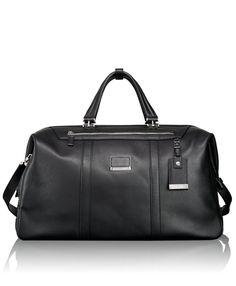 San Remo Leather Duffel