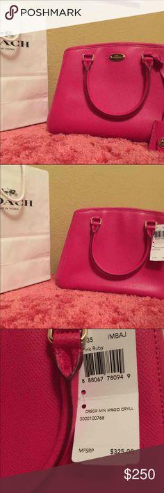 100% authentic coach bag Retail price :$325 Coach Bags