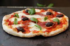 BakingSteel pizza Vegetable Pizza, Vegetables, Food, Vegetable Recipes, Eten, Veggie Food, Meals, Vegetarian Pizza, Veggies