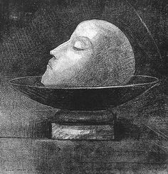 Image result for odilon redon drawings