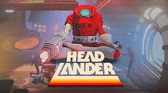 UNIVERSO NOKIA: Gioco azione Headlander appassionante e divertente...