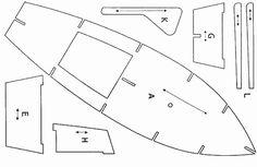 Instrukcja budowy Żaglówka