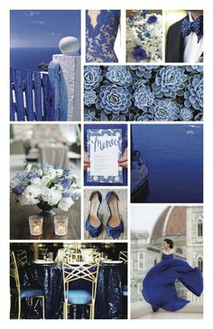 Pantone has announced the 2014 color of the year as Dazzling Blue! We have already had a few requests from Brides to incorporate some brilliant blues and cobalts into their weddings. Wedding Themes, Wedding Colors, Wedding Decorations, Cobalt Wedding, Dream Wedding, Wedding Day, Gold Wedding, Summer Wedding, Wedding Preparation