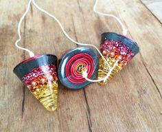 Orgonites Orgonite pendulums with lakchowski antennas