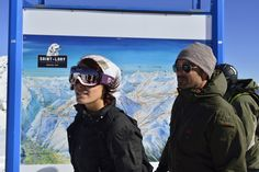 Nina et David ont testé pour vous la station de Saint-Lary.  www.hapytest.com