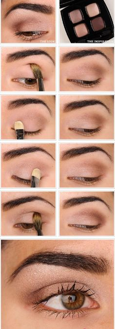10 Amazing Natural Make-Up Tutorials - YeahMag