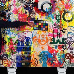 #painting #detail #photographer #colorchart #ryanmcginness