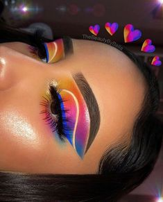 Such a gorgeous look! IG @thebeautybybella