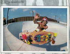 Wes Humpston. Marina del Rey Skatepark.
