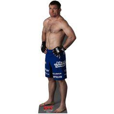 Advanced Graphics UFC Matt Hughes Cardboard Stand-Up Ufc Workout, Ufc Sport, Ufc Fighters, Tough Guy, John Cena, Mixed Martial Arts, Stand Up, Mma, How To Look Better