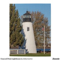 Concord Point Lighthouse Puzzle