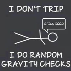 Gravity Checks