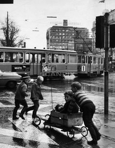 Gadeleg 1963.