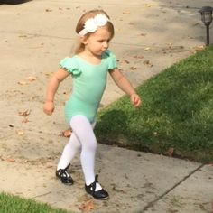 "The Leotard Boutique fan photo & 5 star review: ""So adorable!! Well made & ships fast!""  Thank you!"