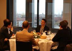 jetzt bewerben! - für das Investor's Dinner 2013.