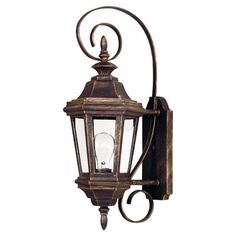 Kenroy Home 16312 Estate 1 Light Small Outdoor Wall Sconce Antique Patina Outdoor Lighting Wall Sconces Outdoor Barn Lighting, Outdoor Wall Lantern, Outdoor Wall Sconce, Outdoor Walls, Indoor Outdoor, Outdoor Wall Decorations, Candle Sconces, Wall Sconces, Carriage Lights