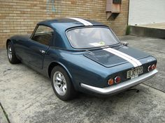 Aussie Old Parked Cars: 1966 Lotus Elan Lotus Elan, Vintage Cars, Garage, Colors, Carport Garage, Garages, Colour, Classic Cars, Color