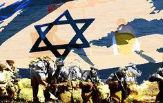 Life in Israel © Dan Groover - Pop Art -