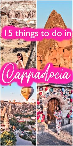 Cappadocia is a popular destination worldwide and a must-see place to visit in Turkey. Cappadocia is the magic land of Turkey where you can experience the hot air balloon ride. #cappadocia #kapadokya #turkey #baloonride #hotairbaloon #visitcappadocia | best things to do in cappadocia | what to visit in cappadocia | best places in turkey | hot air balloon ride in cappadocia | most beautiful places in cappadocia European Travel Tips, Travel Europe, Budget Travel, Travel Ideas, Travel Inspiration, Places To Travel, Travel Destinations, Places To Visit, Oregon