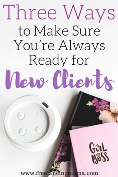 Not sure how to make a great first impression on a potential client? Here are three tips for always staying prepared and looking professional to clients and referrals
