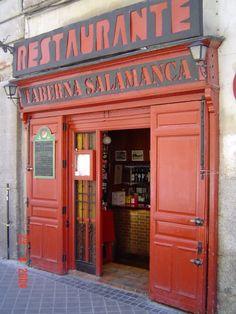 Taberna Salamanca, Madrid