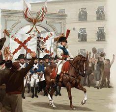 Los Generales Españoles de la Guerra de Independencia española   Mundo Historia Military Art, Military History, Military Uniforms, Empire, Napoleonic Wars, World War, Medieval, Spanish, Fantasy