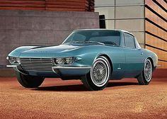 The never-produced 1963 Pininfarina Corvette