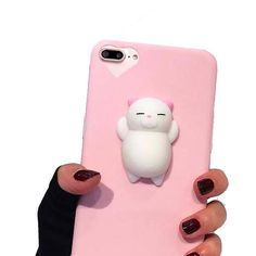 3D Squishy Phone Case for iPhone