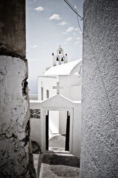 Santorini , Greece | by Enrico Ubezio