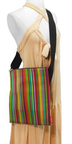 Jack Spade Rainbow Canvas Cross Body Bag   eBay
