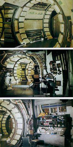 Screen Accurate Millennium Falcon Cockpit (CG Model) - Page 3