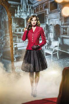Skirt - Mothwurf Austrian Couture -
