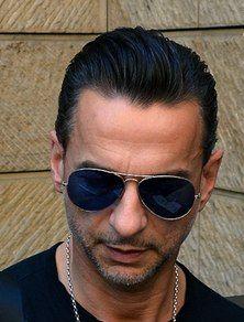 Dave Gahan of Depeche Mode