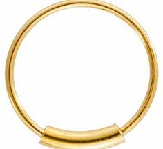 Blue Banana Body Piercing - Gold 1mm Earring Cylinder Closure Hoop Ring - 8mm No description (Barcode EAN = 5055850342416). http://www.comparestoreprices.co.uk/body-jewellery/blue-banana-body-piercing--gold-1mm-earring-cylinder-closure-hoop-ring--8mm.asp