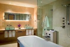 Westin Bayshore, Vancouver: International Suite Master Bath