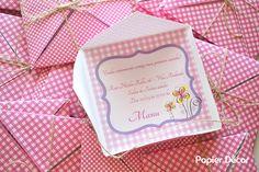 convite picnic 01 - Papier Décor
