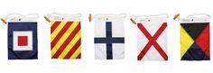 Nautical Flags (full set)
