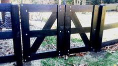 Black 3-Rail Horse Fencing Third Rail, Horse Fencing, Home Estimate, Acre, Equestrian, Fence, Pepper, Horses, Black