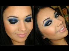 Anti-Valentines Day Makeup Tutorial....I LOVE this look!