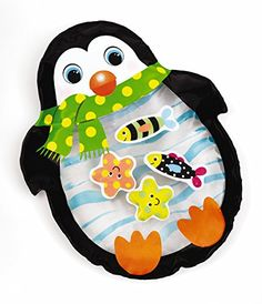 Earlyears Penguin Tabletop Water Pal Travel Water Play Mat for Ages 6 Months and Up *** Click image to review more details.Note:It is affiliate link to Amazon.