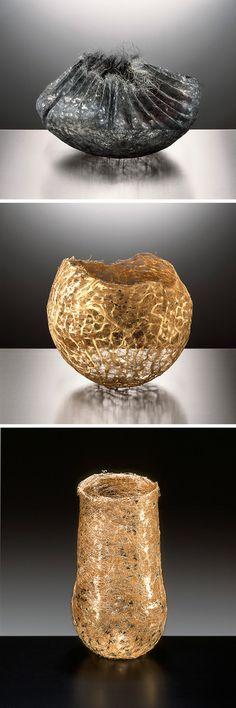 Henriette Tomasi, metal, Silver, Gold, D