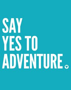 say YES to Adventure! #Belize