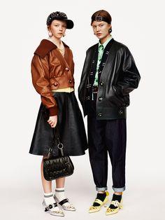 Miu Miu Pre-Fall 2017 Collection Photos - Vogue