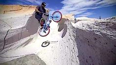 BMX Competition on the Moon? - Red Bull Ramparanoia 2012 (VIDEO)