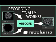 How To Record Smoothly On Resolume (And Why To Record At All) - YouTube Projection Mapping, It Works, Surface, Youtube, Psychics, Nailed It, Youtubers, Youtube Movies