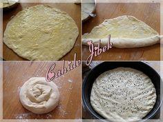yağlı ekmek yapımı