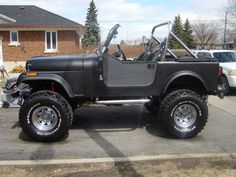 1979 Jeep - Montr al, QC owned by patyj 2008 Jeep Wrangler, Cj Jeep, Jeep Cj7, Jeep Rubicon, Jeep Truck, Jeep Photos, Badass Jeep, Jeep Patriot, Cool Jeeps