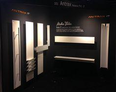 Antrax IT all'esclusivo evento Archi@work di Parigi!  Antrax IT at the special event Archi@work of Paris!